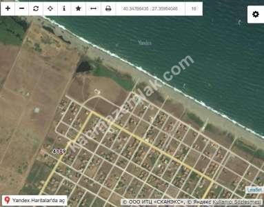 Biga Çeşmealtı Denizatı Sitesinde Deniz Manzaralı Satı 1