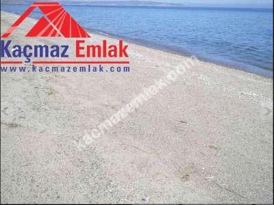 Biga Çeşmealtı Denize Sıfır Deniz Manzara Satılık Arsa 2