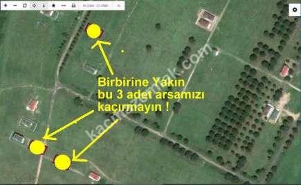 Biga Çeşmealtı Enginkentte Satılık Villa İmarlı Arsa 3