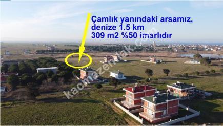 Biga Çeşmealtı Enginkent Satılık Villa İmarlı Arsa 5