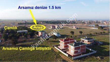 Biga Çeşmealtı Enginkent Satılık Villa İmarlı Arsa 3