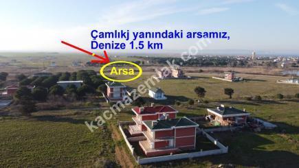 Biga Çeşmealtı Enginkent Satılık Villa İmarlı Arsa 4