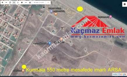 Biga Enginkent'te Denize 550 Metre Satılık Villa Arsas 1