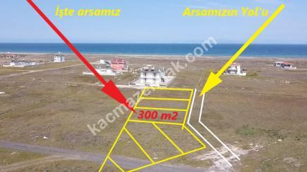 Biga Enginkentte Denize Çok Yakın 300 M2 Satılık Arsa 1