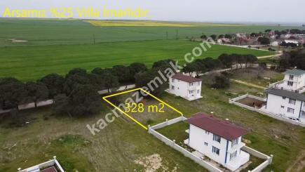 Biga Çeşmealtı Sahil Bölgesinde Satılık Villa Arsası 3
