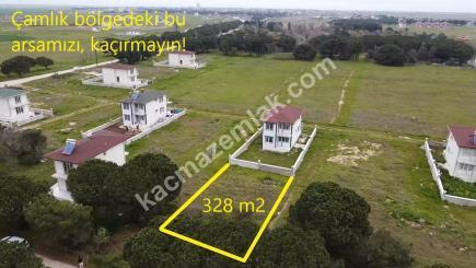 Biga Çeşmealtı Sahil Bölgesinde Satılık Villa Arsası 1
