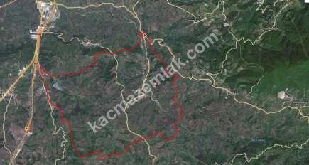 Gemlik İlçe Muratoba Köyü Mah Satılık Zeytinlik Arazi 1
