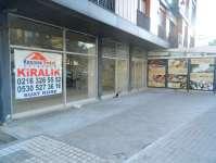 Üsküdar Acıbademde Ön Kullanımlı, 200 M2 Kiralık Dükkan