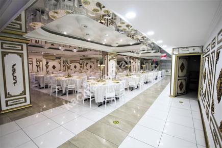 Çağlayan' Da Devren Kiralık Çok İşlek Düğün Salonu 14