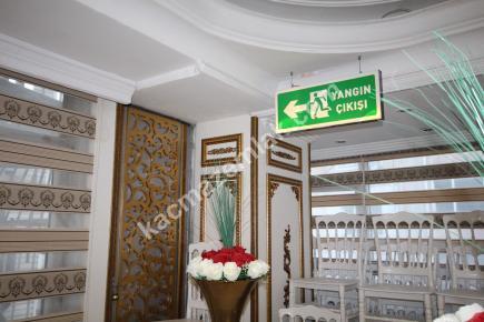 Çağlayan' Da Devren Kiralık Çok İşlek Düğün Salonu 35