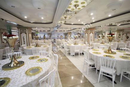 Çağlayan' Da Devren Kiralık Çok İşlek Düğün Salonu 9