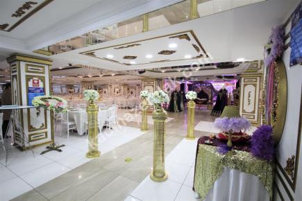 Çağlayan' Da Devren Kiralık Çok İşlek Düğün Salonu 16