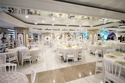 Çağlayan' Da Devren Kiralık Çok İşlek Düğün Salonu 10