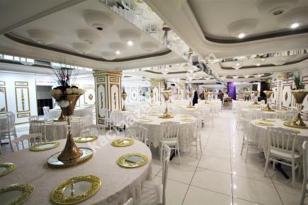 Çağlayan' Da Devren Kiralık Çok İşlek Düğün Salonu 7