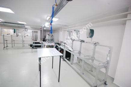 E-5 Cepheli Sağlık Sektörü Ruhsatlı Belgeli İş Yeri 28