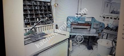 Osmangazi Sakarya Mah.devren Satılık Matbaa Faal Durumd 1