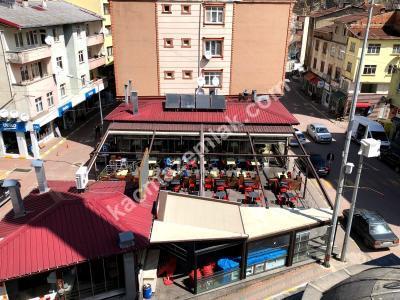 Trabzon Çaykara Merkezde Devren Satılık Restoran 9