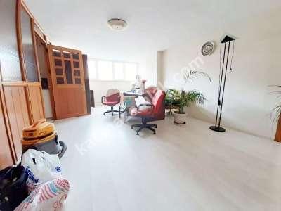 İdealtepe Minibüs Yolu Üzerinde Ara Kat Ofis Büro 1+1 6