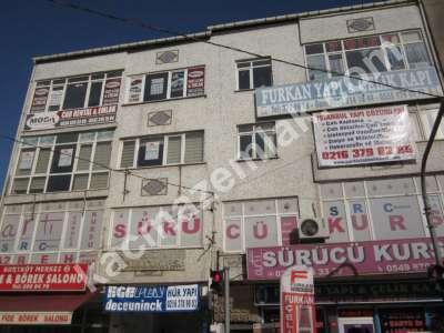 Pendik Kurtköy Merkezde Ana Cadde'ye Cephe Kiralık Ofi 1