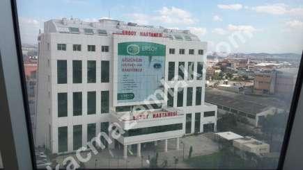 Kurtköy Merkezde Yüksek Reklam Değeri Olan Kiralık Ofis 1