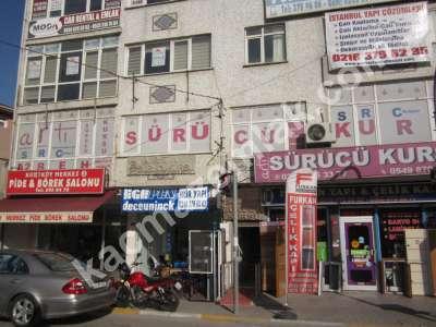 Pendik Kurtköy Merkezde Ana Cadde'ye Cephe Kiralık Ofi 2