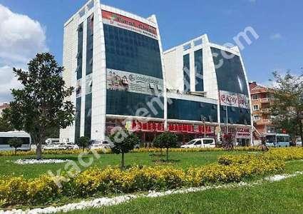 Kurtköy Merkezde Yüksek Reklam Değeri Olan Kiralık Ofis 18