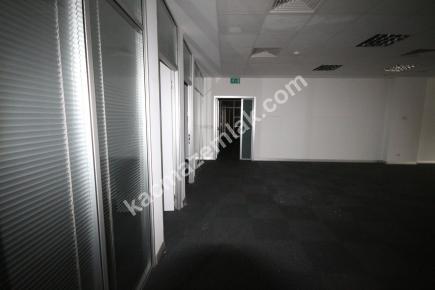 Kdv Avantajlı Şişli Plazada 2. Katta 600 M² Kiralı 16