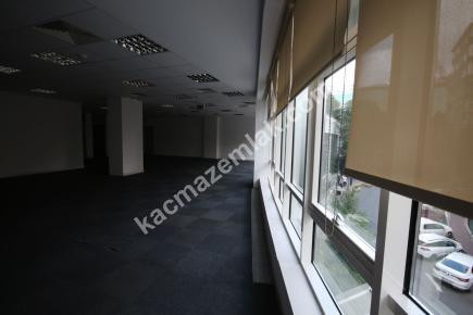 Kdv Avantajlı Şişli Plazada 2. Katta 600 M² Kiralı 21