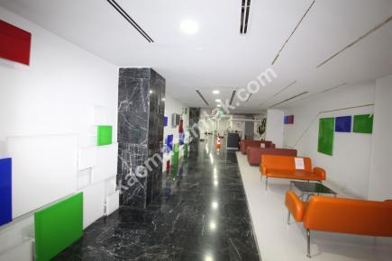 Şişli Plaza'da Kiralık 1.200 M² Plaza Katı, Ofis 7