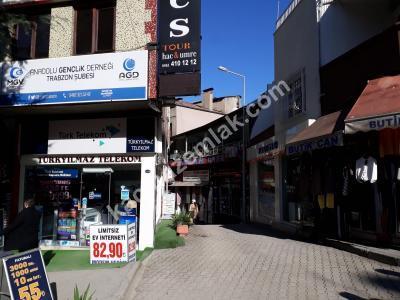 Trabzon Meydan Çarşı Mah.de Komple Kiralık İş Yeri Bina 3