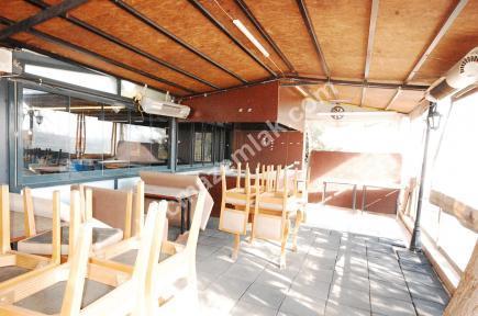 Hilltown Awm Yanı 180M2 Süper Lüx Cafe 14
