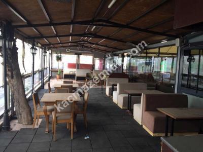 Hilltown Awm Yanı 180M2 Süper Lüx Cafe 23