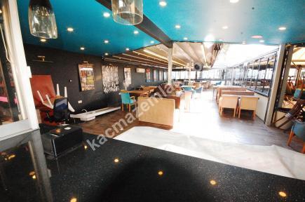 Hilltown Awm Yanı 180M2 Süper Lüx Cafe 9