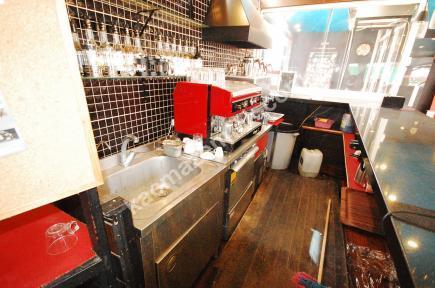 Hilltown Awm Yanı 180M2 Süper Lüx Cafe 6