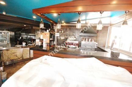 Hilltown Awm Yanı 180M2 Süper Lüx Cafe 2