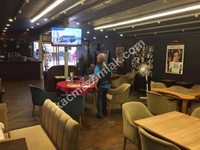 Hilltown Awm Yanı 180M2 Süper Lüx Cafe 28