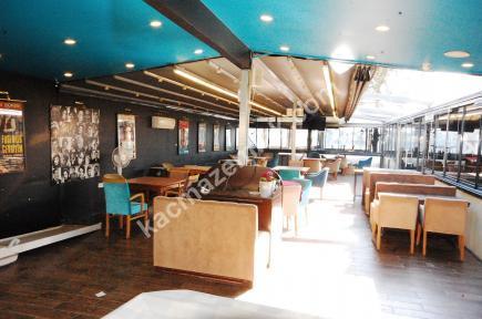 Hilltown Awm Yanı 180M2 Süper Lüx Cafe 7