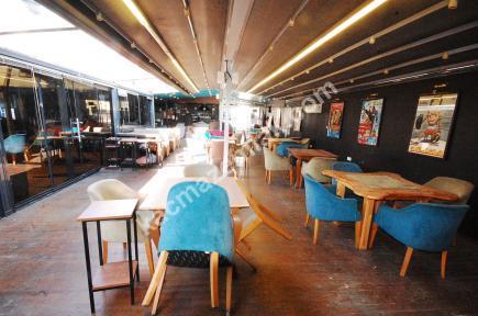 Hilltown Awm Yanı 180M2 Süper Lüx Cafe 12
