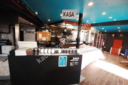 Hilltown Awm Yanı 180M2 Süper Lüx Cafe 4
