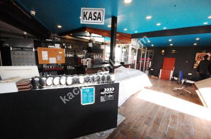 Hilltown Awm Yanı 180M2 Süper Lüx Cafe 5