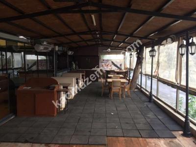 Hilltown Awm Yanı 180M2 Süper Lüx Cafe 22