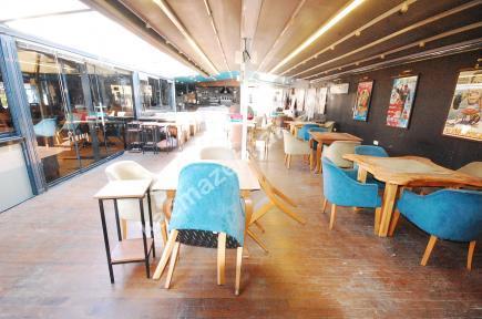 Hilltown Awm Yanı 180M2 Süper Lüx Cafe 13