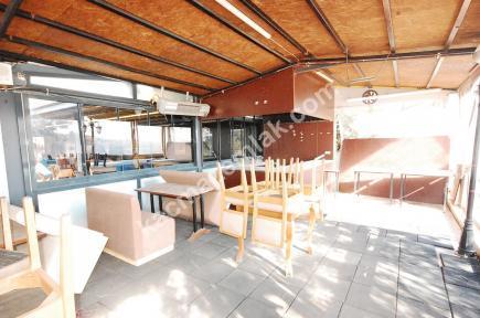 Hilltown Awm Yanı 180M2 Süper Lüx Cafe 15