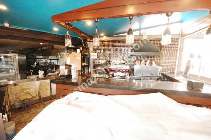 Hilltown Awm Yanı 180M2 Süper Lüx Cafe 3