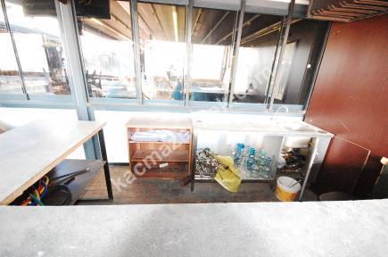 Hilltown Awm Yanı 180M2 Süper Lüx Cafe 17