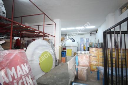 Seyrantepe De Camlı Plazada 500 M2 Kiralık Depo, İşyeri 15