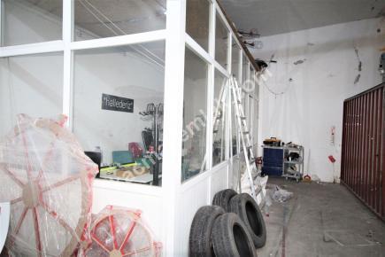 Seyrantepe De Camlı Plazada 500 M2 Kiralık Depo, İşyeri 18