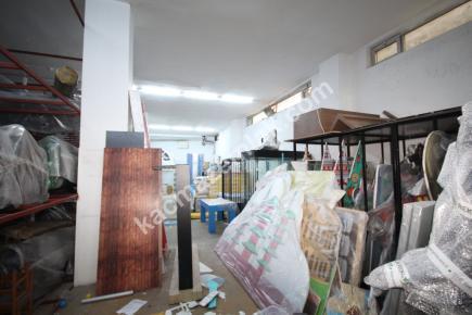 Seyrantepe De Camlı Plazada 500 M2 Kiralık Depo, İşyeri 25