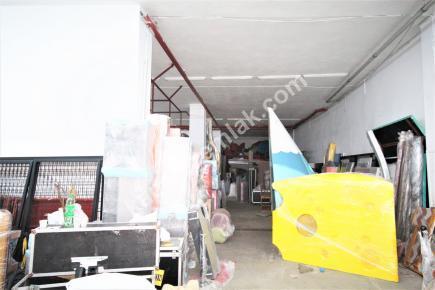 Seyrantepe De Camlı Plazada 500 M2 Kiralık Depo, İşyeri 17