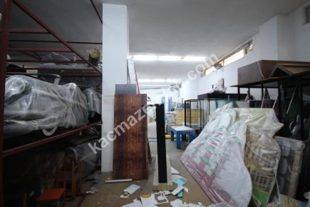Seyrantepe De Camlı Plazada 500 M2 Kiralık Depo, İşyeri 23